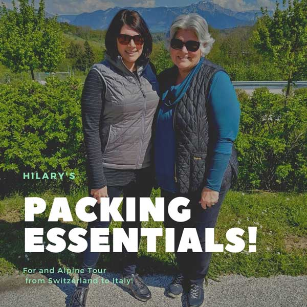 Hilary's Travel Top 10 – Maximize your adventures with these must-haves! Part 1